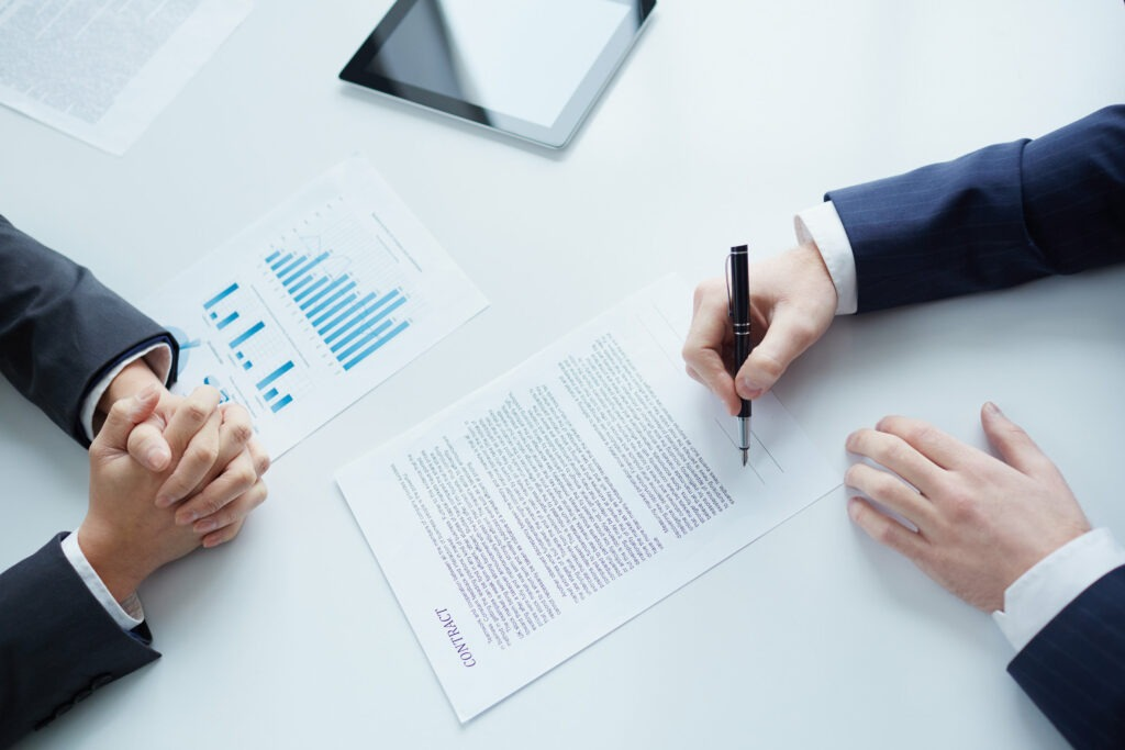 paper documents require data extraction to improve performance
